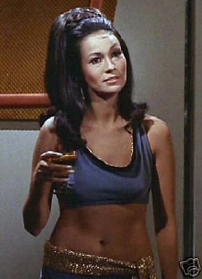 Image result for star trek barbara luna