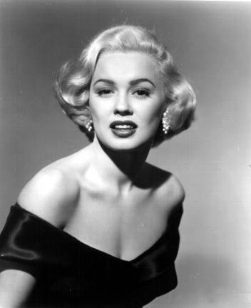 Mamie Van Doren Actress Dec 2020